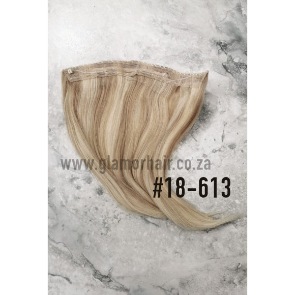 Claw clip on pony tail hair extensions supplier south africa