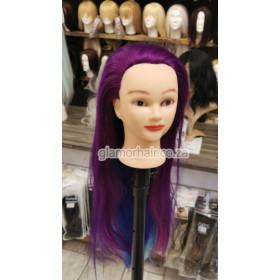 Susan- long layered straight wig