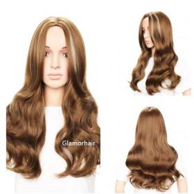 """80cm  """"silver grey"""" Cosplay wig"""