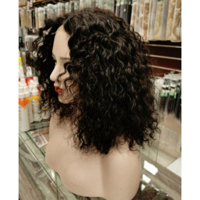 Synthetic i tip hair extensions