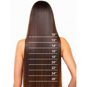 "XXL 22"" Halo flip in hair extensions -100% Brazilian remy"