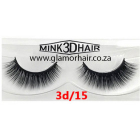 Strip lashes - 1 pair 029