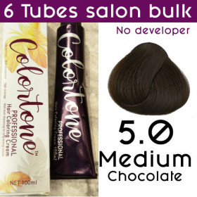 Black to silver long bob cut wig ( synthetic)